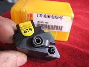 Sandvik-Coromant-BTS-Insert-Tool-Holder-BT32-MDJNR-3240A-15-Free-Shipping-New