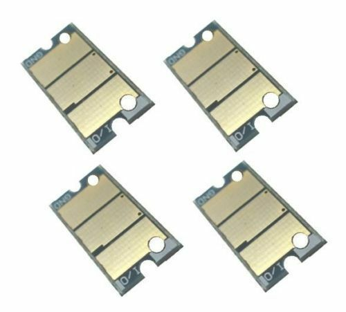 4 x High Yield Toner Chip for Konica Minolta PagePro 1300W 1350W 1390MF