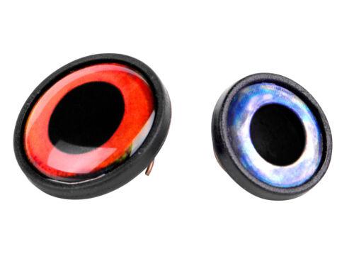 Spro pike Fighter Big Eye screw 12//16mm 4er pack schraubaugen complémentaire yeux