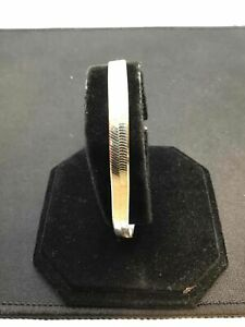 """8"""" sterling bracelet"""