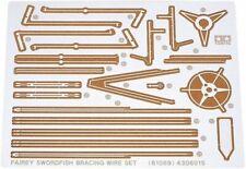 Tamiya 61069 x 1//48 Fairey Swordfish PE Bracing Wire Set