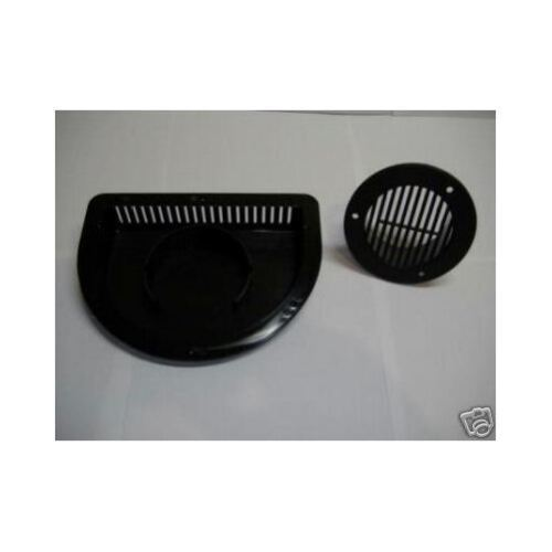 RV ATV Cycle Truck Cargo Work Trailer Side Air Vents
