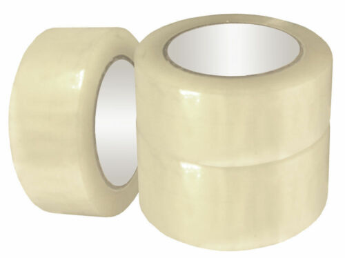 Clear Packing Tape for Packaging Cartons Moving Box Sealing BOPP Shipping
