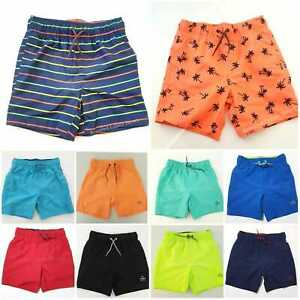 0a326a6938 Image is loading PRIMARK-BOYS-CALIFORNIA-SWIMMING-SURF-SHORTS-SWIM-TRUNK-