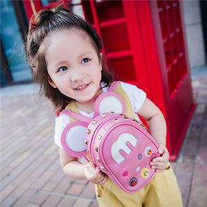 mini children travel children backpack girls cute Mickey messenger bag backpack