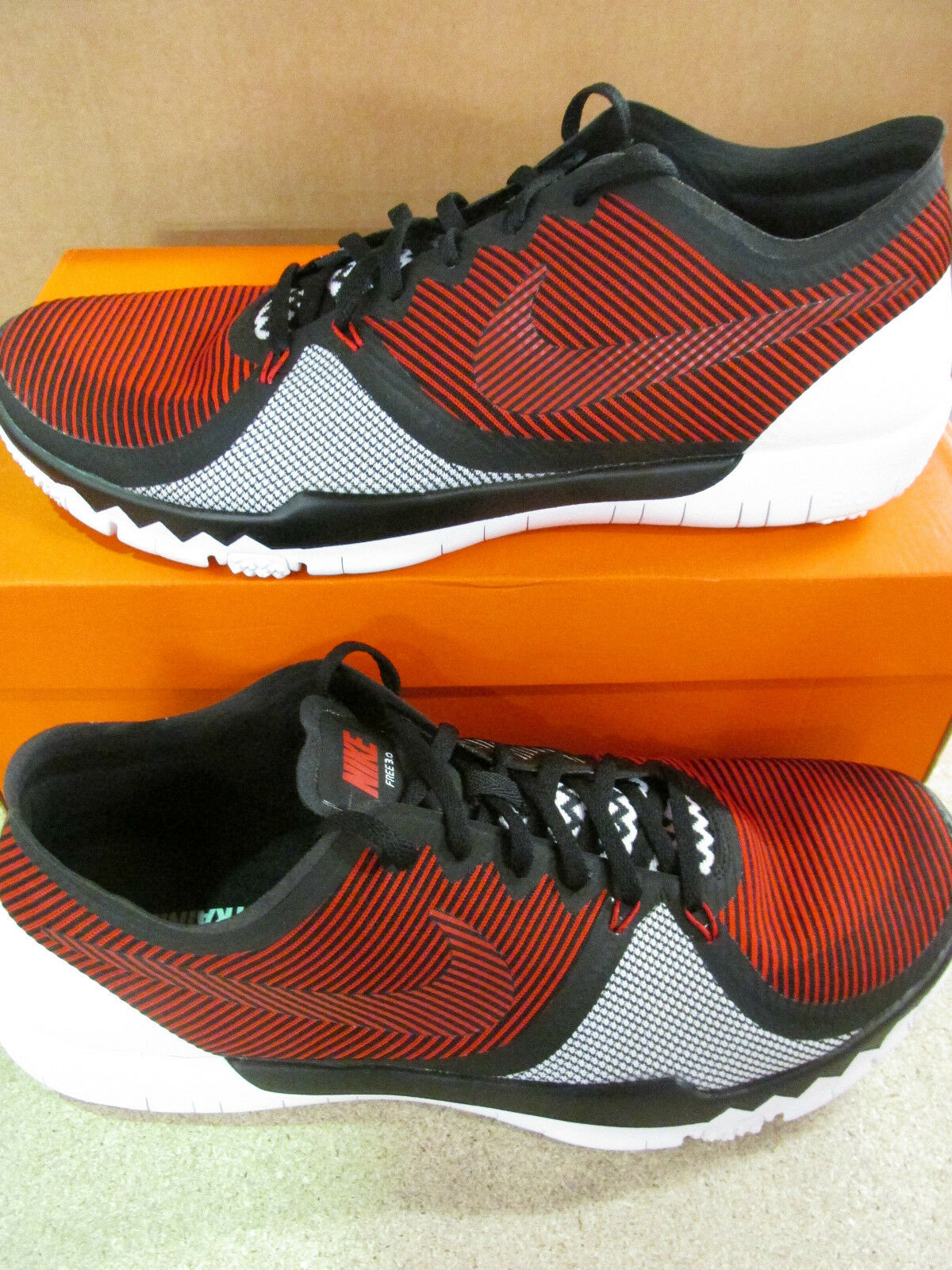 nike free trainer 3.0 V4 mens running trainers 749361 601 sneakers shoes  Special limited time