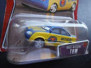 DISNEY-PIXAR-CARS-RACE-OFFICIAL-TOM-WOC-SAVE-6-GMC