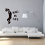 Vinyl-Home-Room-Decor-Art-Quote-Wall-Decal-Stickers-Bedroom-Removable-Mural-DIY thumbnail 37
