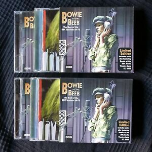 David-Bowie-Bowie-At-The-Beeb-6-CD-First-pressing-MISPRESS-regular-limited
