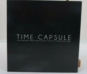 "Time Capsule by Various Artists Stasis Recordings 7"" Vinyl Box Set Sealed"