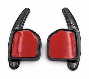 Boutons-balancent-DSG-Shift-Pagaie-audi-a1-8x-a3-8-V-a4-8k-b9-a5-4-G-c7-a6-Carbon-Style