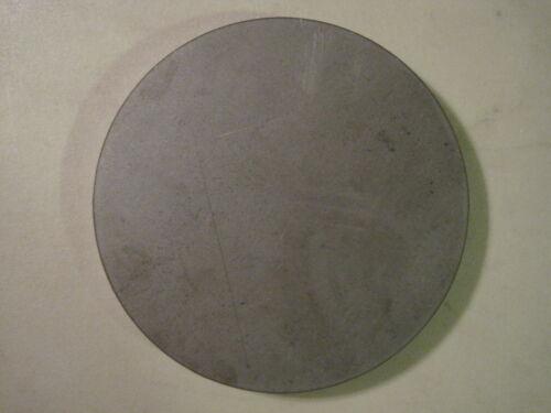 """Disc Shaped 7.50/'/' Diameter .0625 A36 Steel 1//16/"""" Steel Plate"""