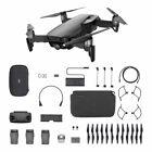 DJI Mavic Air Fly More Combo - Foldable, Pocket-Portable Drone - Onyx Black (CP.PT.00000156.02)