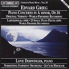 Grieg Piano CTO in a Minor Op 16 (ori 7318590006191 CD