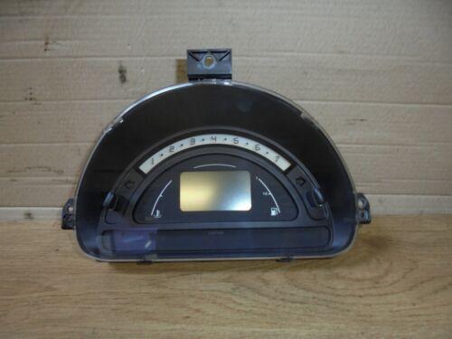 CITROEN C3 PLURIEL 2002-2005 1.4 8V SPEEDO INSTRUMENT CLUSTER P9650735480