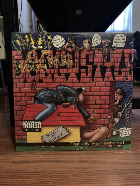 Snoop Doggy Dogg- Doggystyle New LP Vinyl Record Digitally Remastered