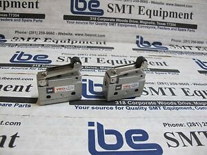LOT OF 2 SMC D-A53 SWITCH 777