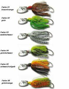 Trendex-Vedado-Blade-Chatterbait-6-Farben-4-Groessen