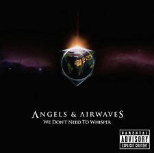 NEW - We Don't Need To Whisper by Angels And Airwaves
