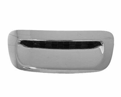 Hood Scoop Air Intake Inlet Moulding Chrome 51142353882 MINI Genuine Bonnet