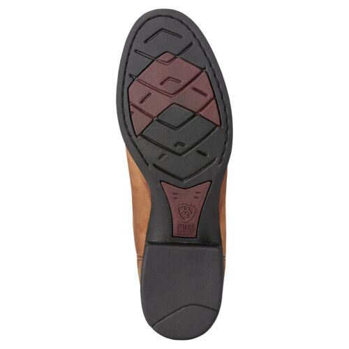 Ariat Men/'s Heritage Roper Boots Distressed Brown 10002284