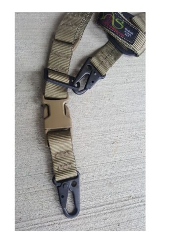 RH or LH Savvy Sniper QUAD Dual HK to HK snaphook ITW Buckle NEW for 2018