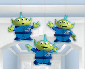 Toy-Story-Little-Green-Men-Hanging-Honeycomb-Decorations-3pk