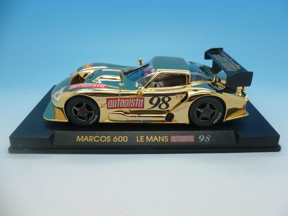Fly Ref E22 Marcos 600 Le Mans Autopista 98