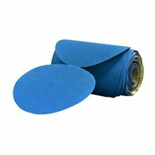 "3M 36214 6/"" 800 Grit Stikit Blue DA Disc Roll 100//ROLL 3M-36214"