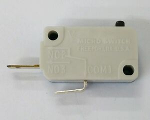 NEW-Micro-Switch-V7-1A23D8-SPST-NO-OFF-ON-Pin-Plunger-Snap-Action-Switch-5A