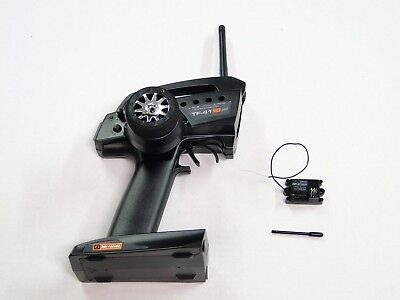 ***NEW HPI SAVAGE XS Radio System TF-41 2.4GHz RF-41WP Recevier HXS