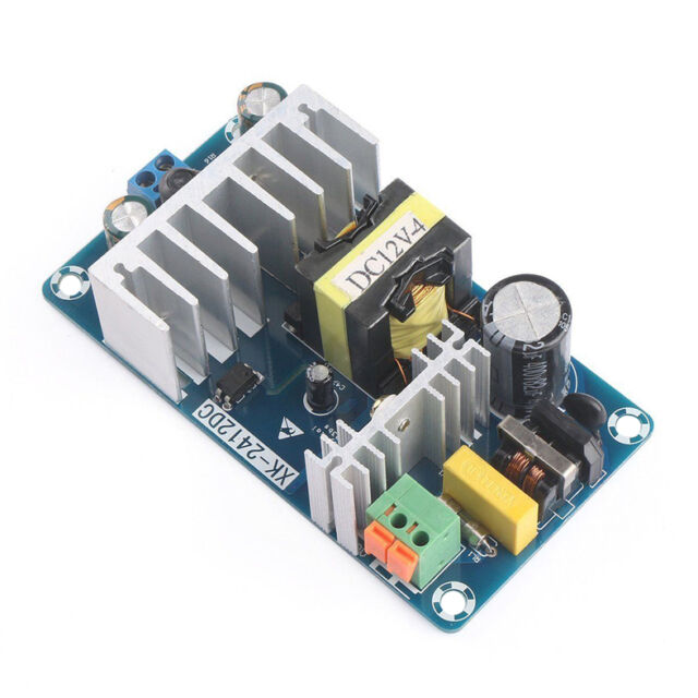 AC 85-265V to DC 12V 8A AC/DC 50/60Hz Switching Power Supply Module Board