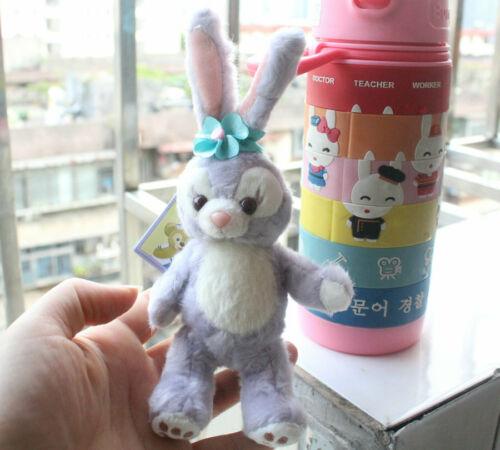 Duffy Friend Cute Stella Lou rabbit plush rabbit toy keychain doll new