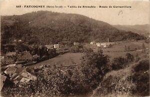 CPA-Faucogney-et-la-Mer-Vallee-de-Breuchin-Route-de-Corravillers-636628
