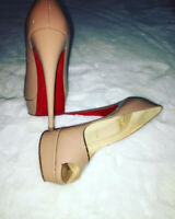 louboutin a vendre montreal