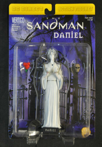 Daniel DC Direct Figurine Comme neuf IN BOX Le marchand de sable