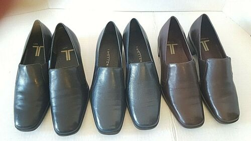 Women/'s Slip-on Dress Shoes Trotters Ash All Colors All Sizes