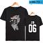 Kpop GOT7 The New Era concert fan Support t shirt BAMBAM JB Mark Tee T-shirt Top
