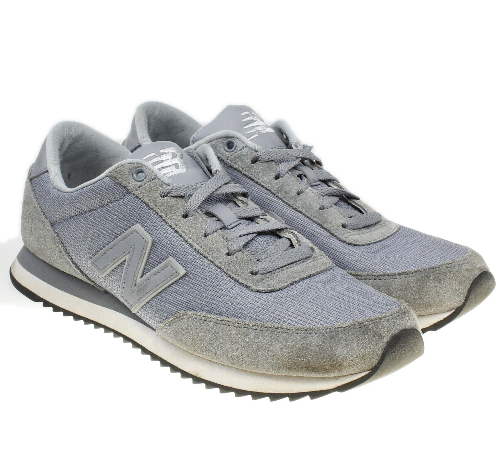 Men's New Balance 501 Casual shoes Gun Metal Silver Mink MZ501CRC Size 10.5