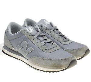Men-039-s-New-Balance-501-Casual-Shoes-Gun-Metal-Silver-Mink-MZ501CRC-Size-10-5