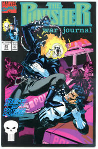PUNISHER-WAR-JOURNAL-28-29-30-31-NM-Ghost-Rider-Texeira-1988-more-in-store