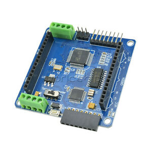 FULL-color-arcobaleno-MATRICE-RGB-LED-DRIVER-SHIELD-PER-Colorduino-V2-0-NUOVO-Arduino