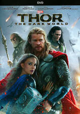 Thor: The Dark World (DVD, 2014, Includes Digital Copy 3D French)