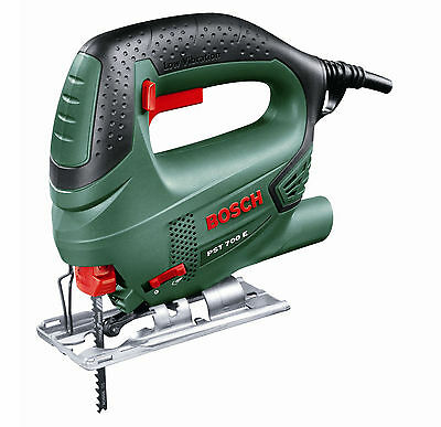 Bosch Jigsaw Compact Corded Electric Wood Plastic Safe Saw Blade DIY Power Tool