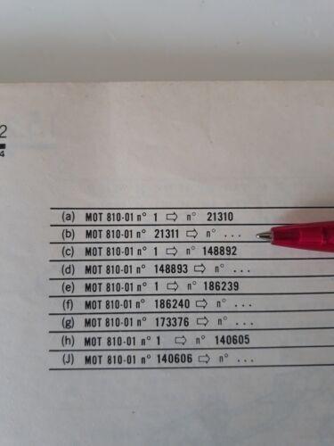 RENAULT ESTAFETTE R12  MOTEUR 810 RESSORT DE SOUPAPE NEUF ORIGINE