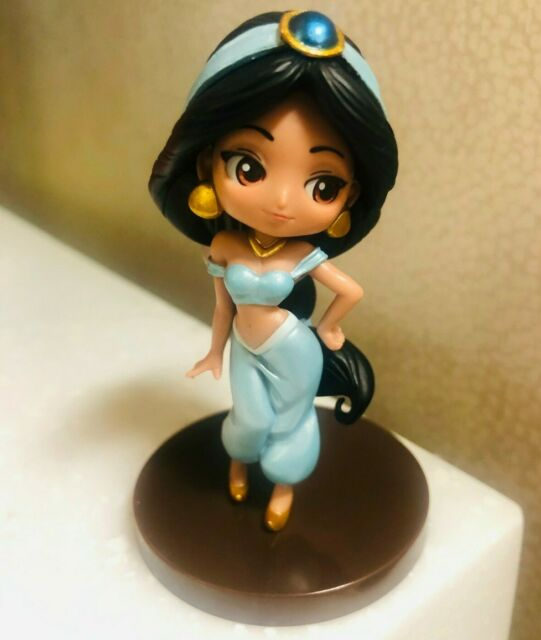Disney Characters JASMINE  Q posket petit Jasmine Banpresto Japan Figure