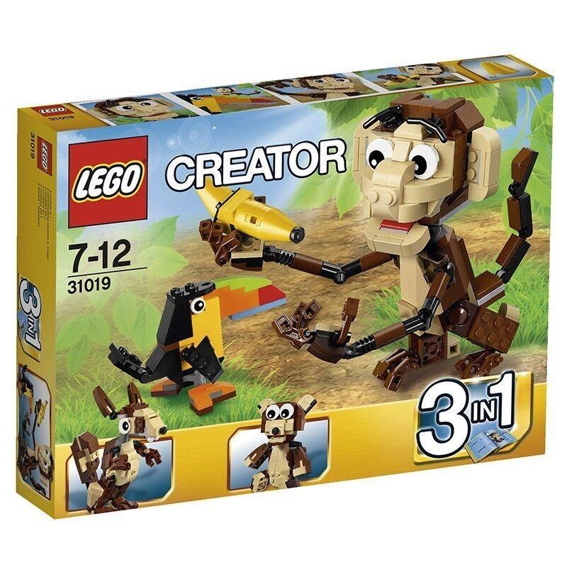 Lego 31019 - Animales de la Jungla - NUEVO