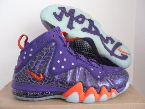 new product 9ad12 7538f Orange Court 91207094343 581 10 555097 Max 5 Posite Barkley Nike Pourpre Sz  Team qtYBx1w