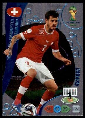 Panini Prizm World Cup 2014 Brazil Switzerland Base # 185 T Barnetta