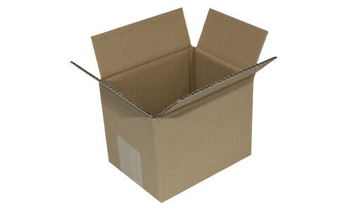 20 Größen Kartons Länge 100-199mm Versandkarton 1-wellig #2 Faltkarton Kisten